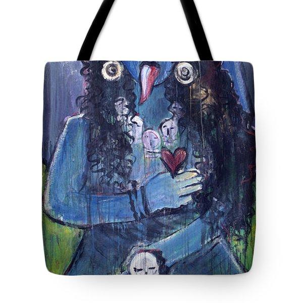 Love For Kali Tote Bag