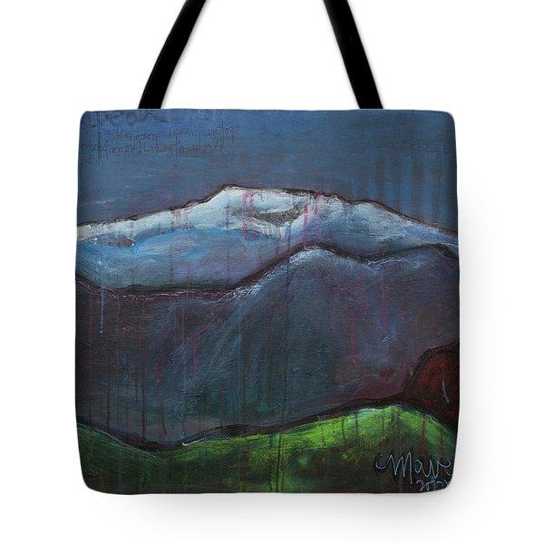 Love For Pikes Peak Tote Bag