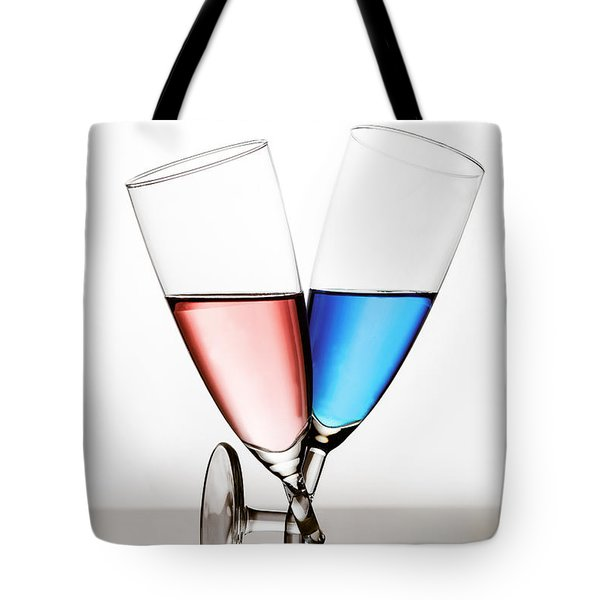 Tote Bag featuring the photograph Love by Gert Lavsen