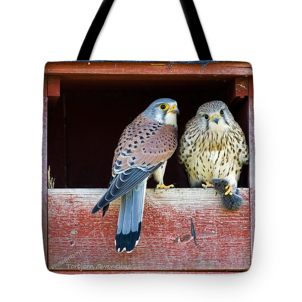 Love Gift Tote Bag by Torbjorn Swenelius