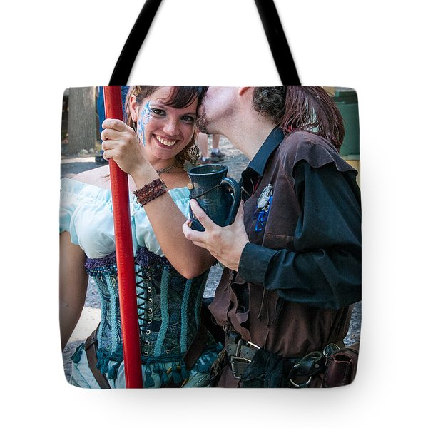 Love Tote Bag by Guy Whiteley