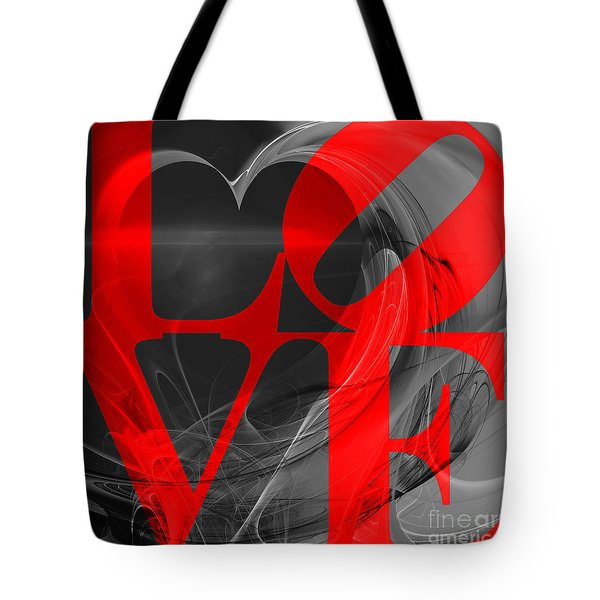 Love Heart 20130707 V1b Tote Bag