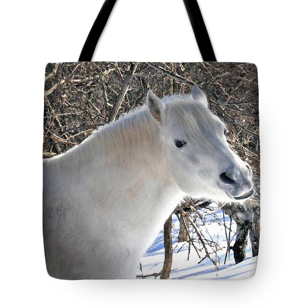 Love Is...paso Fino Stallion Smiles  Tote Bag