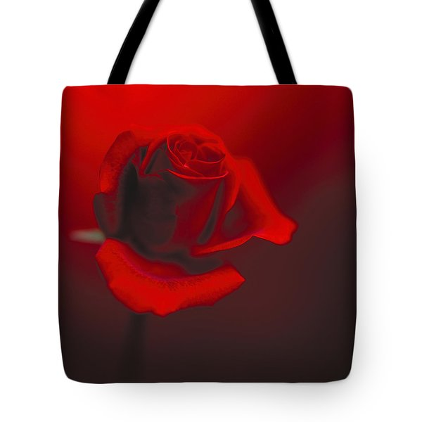 Love Tote Bag by Lana Enderle