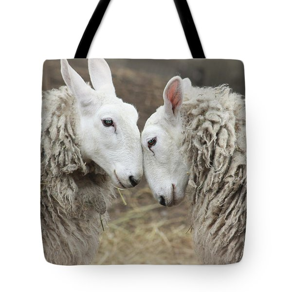 Love Me Sweet Tote Bag by The Art Of Marilyn Ridoutt-Greene