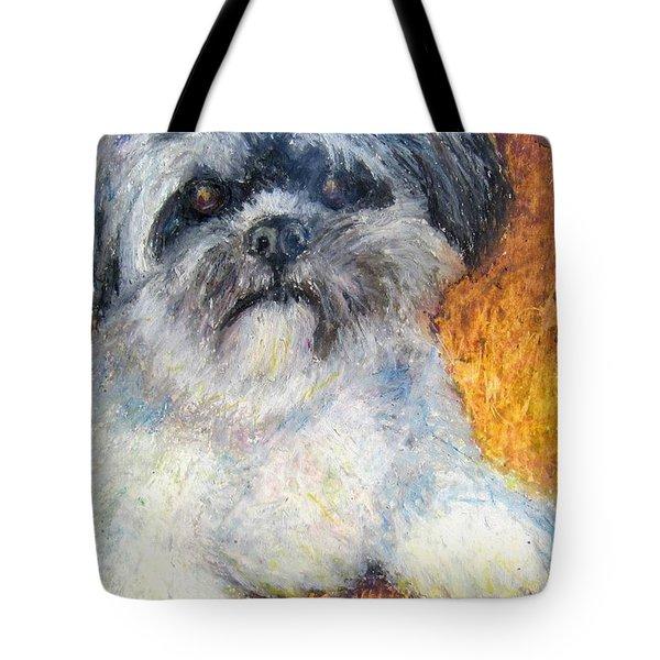 Love My Lhasa Tote Bag