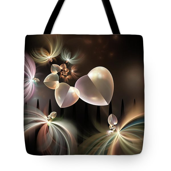 Love Needs Freedom Tote Bag
