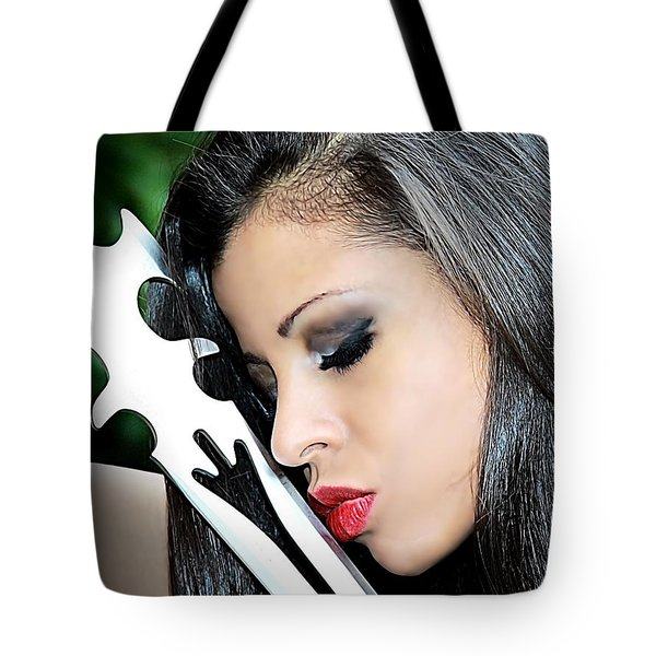 Love Of Steel Tote Bag