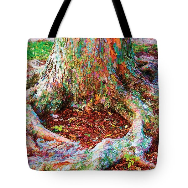 Love Of Trees Tote Bag