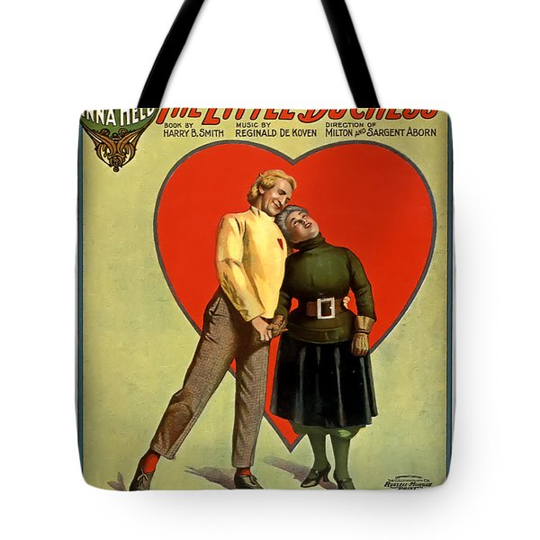 Love Or Mush Tote Bag by Terry Reynoldson