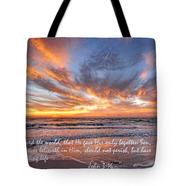 Love Personified Tote Bag
