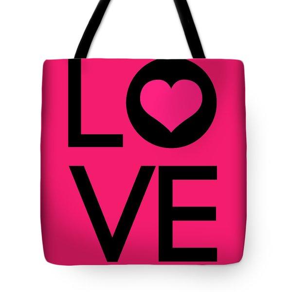 Love Poster 5 Tote Bag