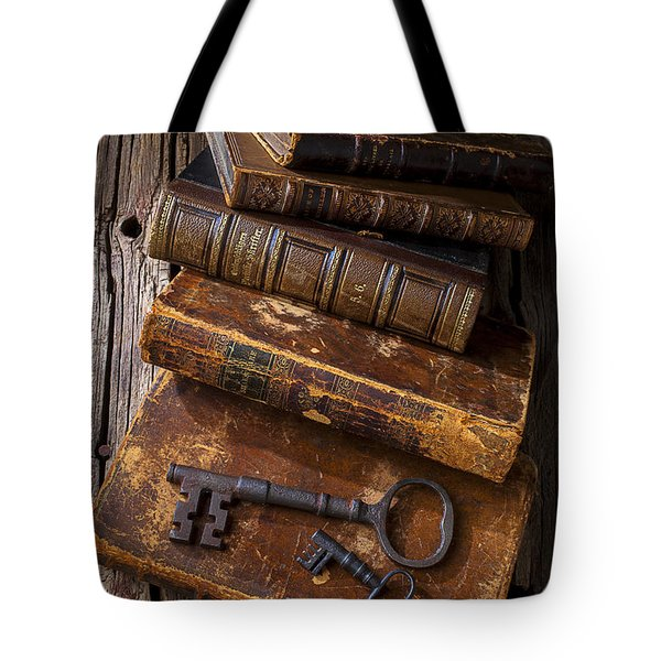 Love Reading Tote Bag