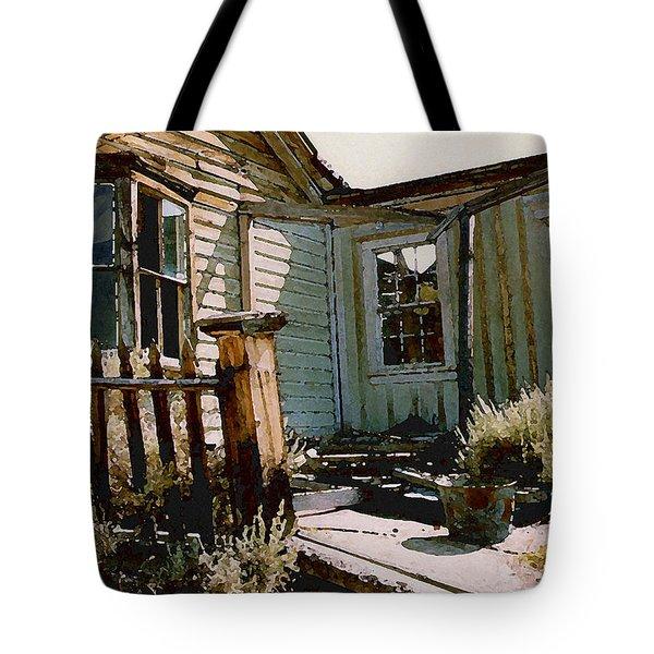 Love Shack Tote Bag