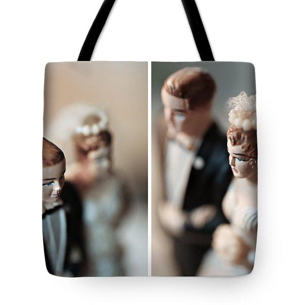 Love Story Tote Bag