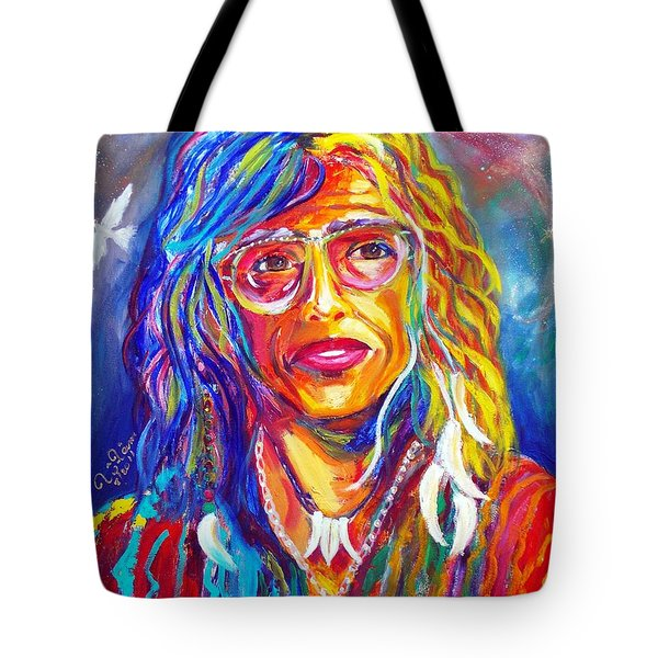 Love Tote Bag by To-Tam Gerwe