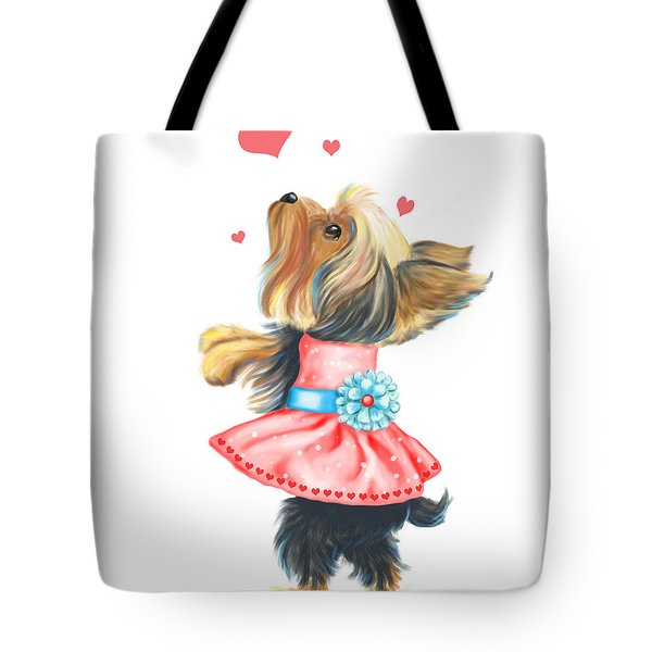 Love Without Ends Tote Bag