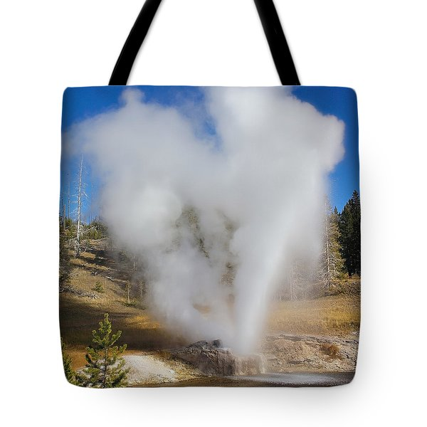 Love Yellowstone Two Tote Bag