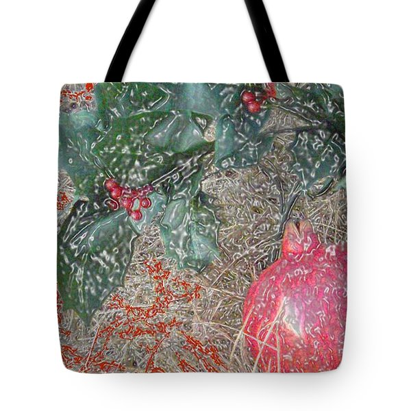 Love You Forever Tote Bag by Feile Case