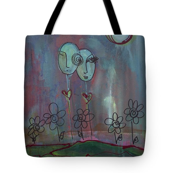 Love You Give Lollipops Tote Bag