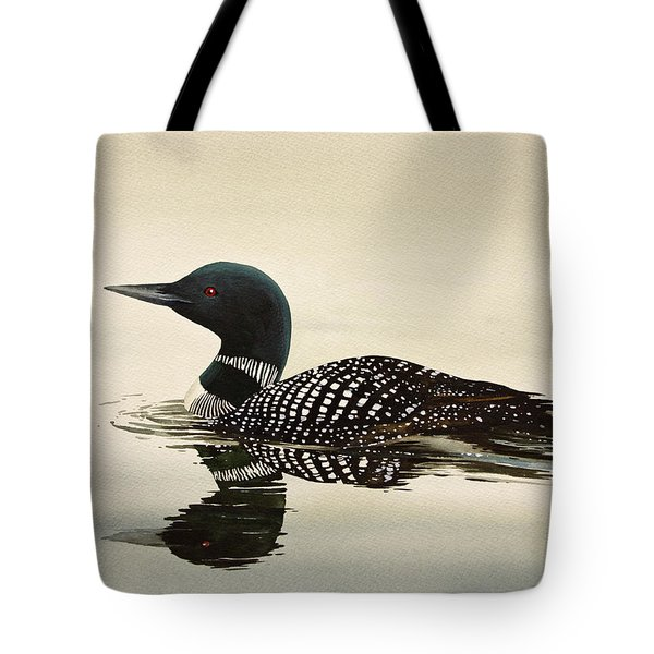 Loveliest Of Nature Tote Bag by James Williamson