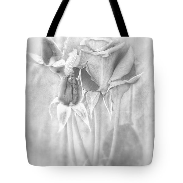 Loveliness Tote Bag by Peggy Hughes