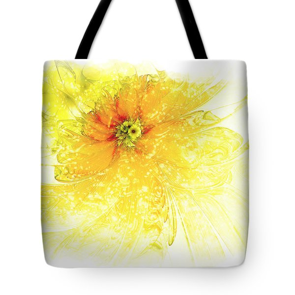 Lovely Lemon Tote Bag