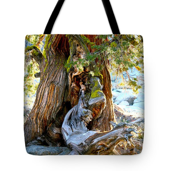 Lovely Tree Maiden Tote Bag