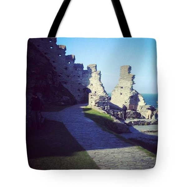 #lovephotography #light #love #castle Tote Bag
