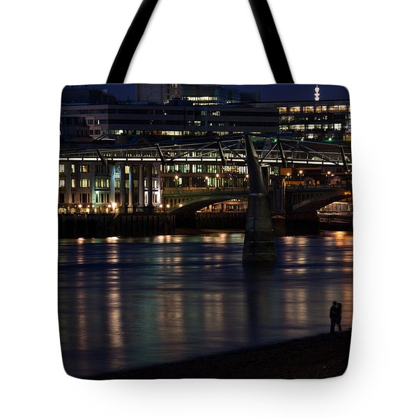 Lovers And Other Strangers Tote Bag