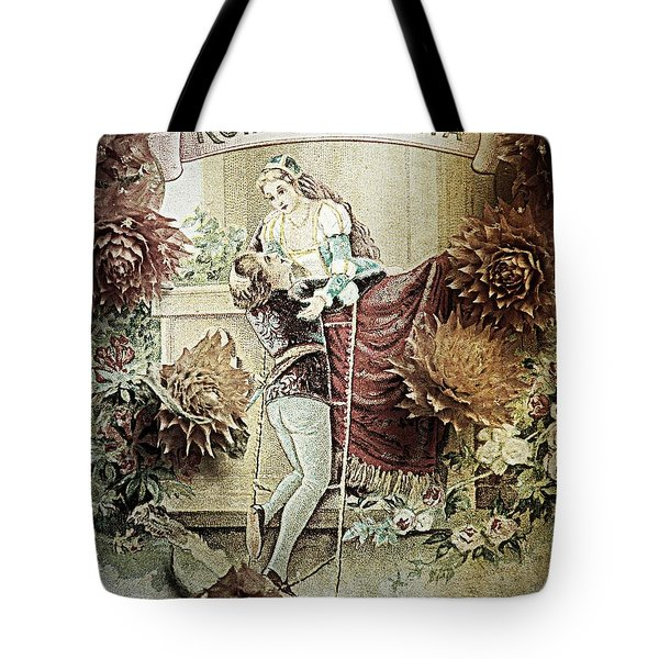 Lovers Number Two Tote Bag