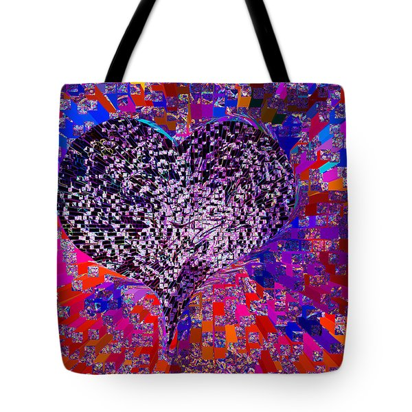 Love's Abyss And All About This Tote Bag