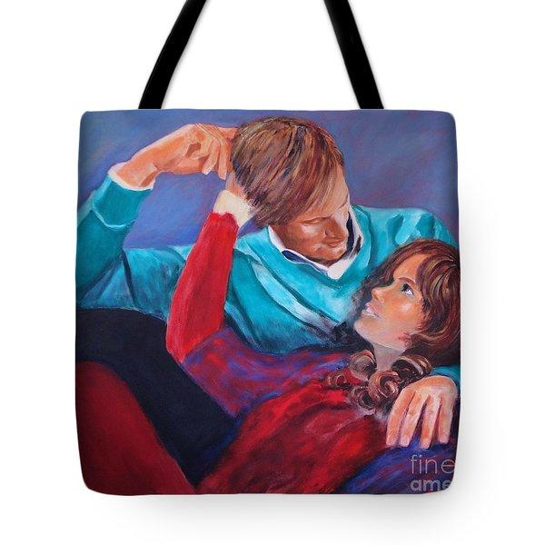 Lovestory Tote Bag