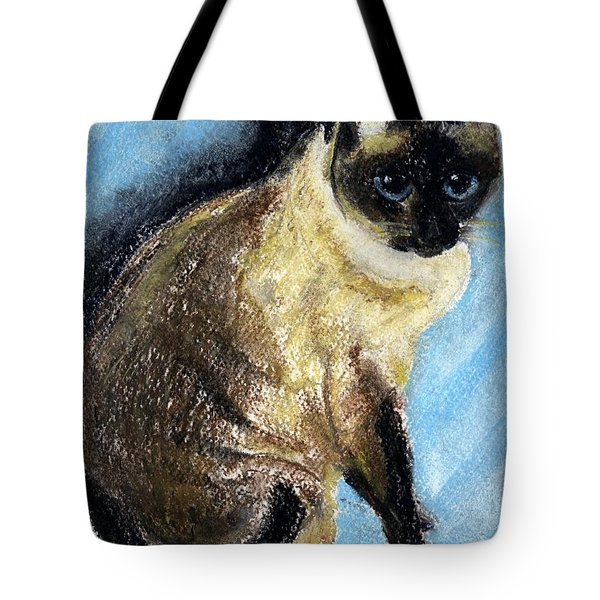 Lovey Tote Bag by Jamie Frier