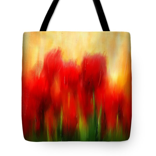 Loving Memories Tote Bag by Lourry Legarde