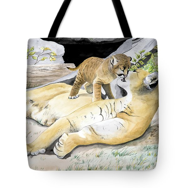 Loving Moment Tote Bag