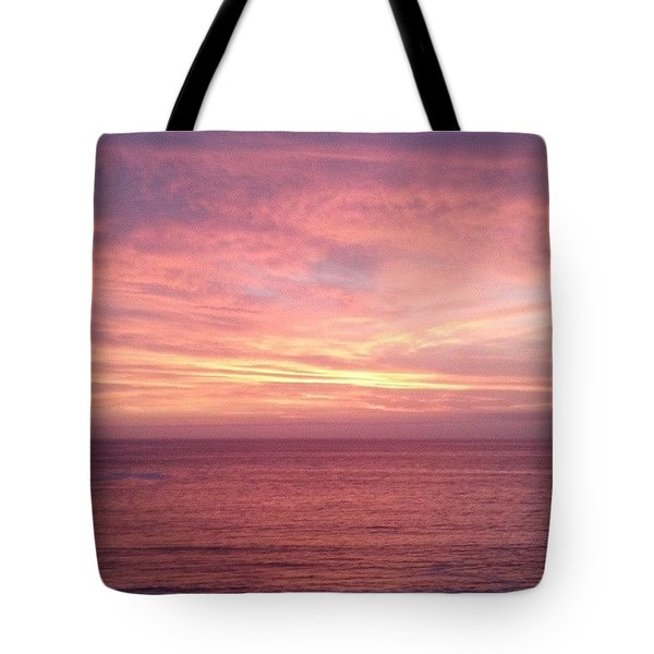 Loving  Sunset Tote Bag