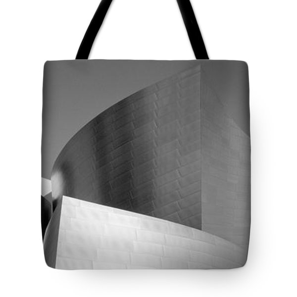 Low Angle View Of A Building, Walt Tote Bag