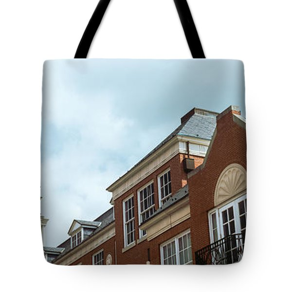 Low Angle View Of The Howard H. Baker Tote Bag