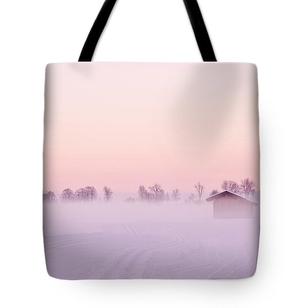 Low Fog Tote Bag