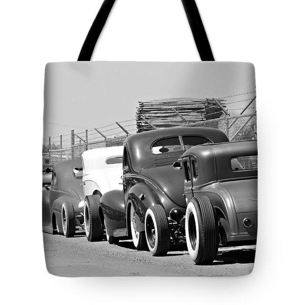 Low Row Tote Bag