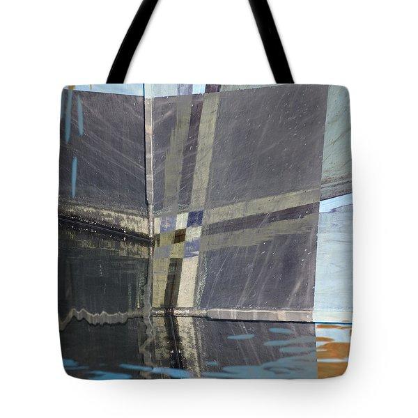 Low Tide 5 Tote Bag