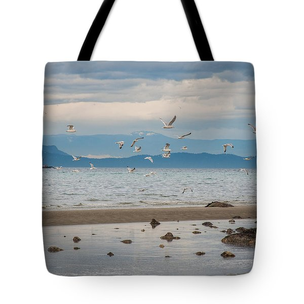 Herring Season  Tote Bag