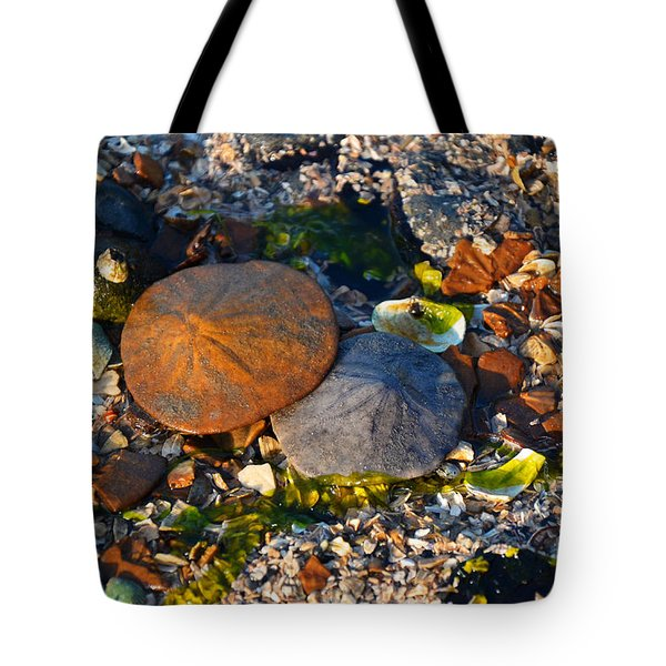 Low Tide Lovers Tote Bag