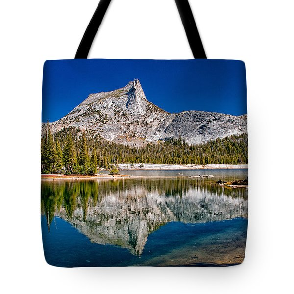 Lower Cathedral Lake Tote Bag