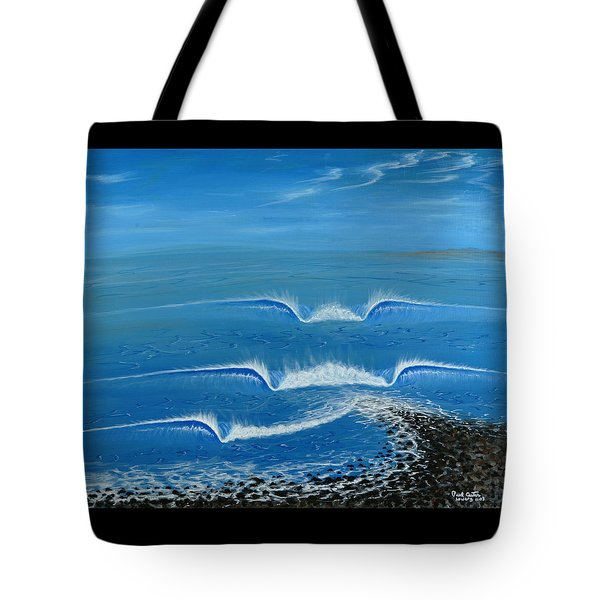 Lower Trestles Tote Bag