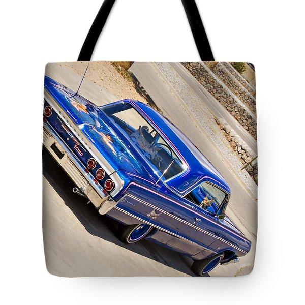 Lowrider_19d Tote Bag