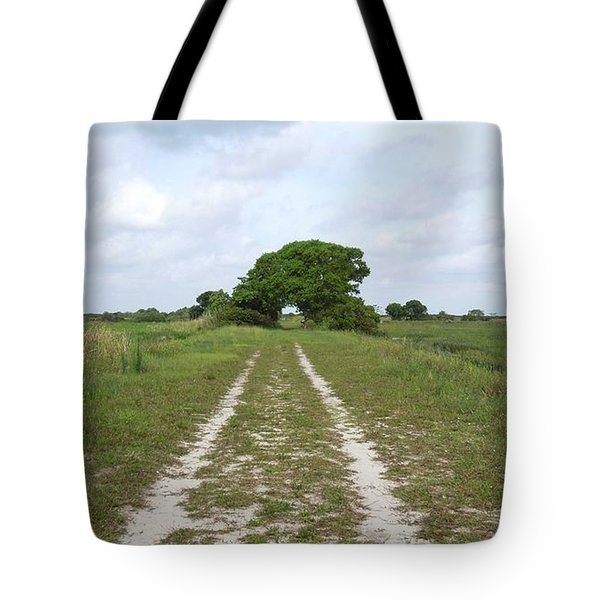 Loxahatchee Wildlife Refuge Tote Bag
