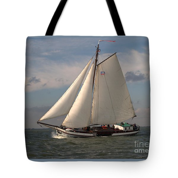 Loyal Winds Tote Bag