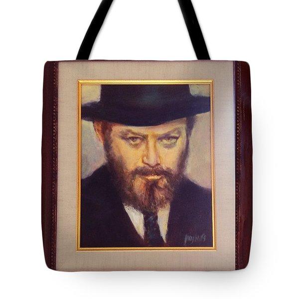 Lubavitcher Rebbe  Tote Bag